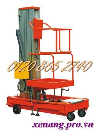 Thang nâng điện 150kg nâng cao 8m