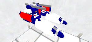 ガンダム F91 ガンタンク R-44