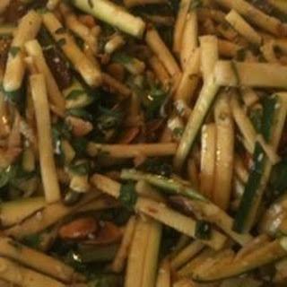 Zucchini Miso