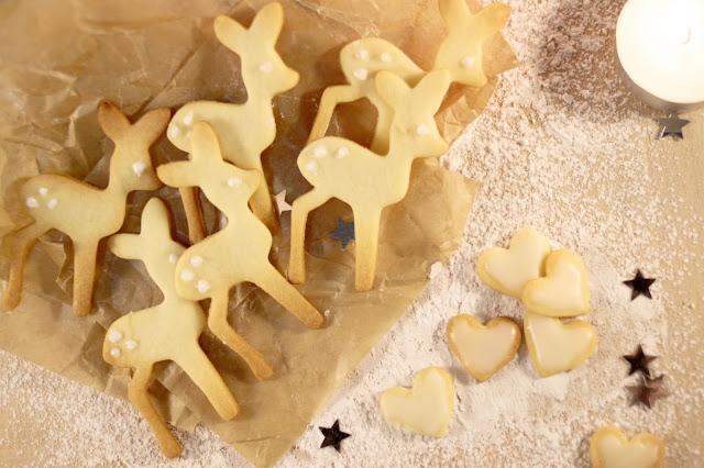Bambi Shortbread Cookies