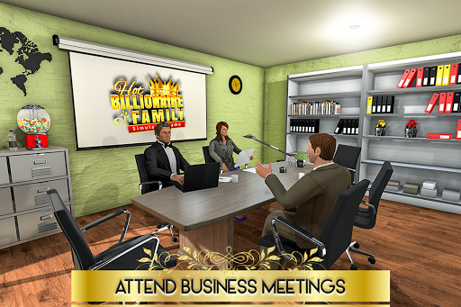 Billionaire Family Game Lifestyle Simulator 2020 apktram screenshots 12