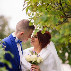 Wedding photographer Viktoriya Kamyshnikova (HappyWedding). Photo of 31.10.2017