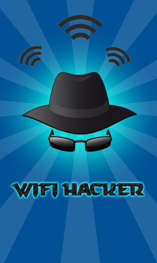 無線LANハッカー joker