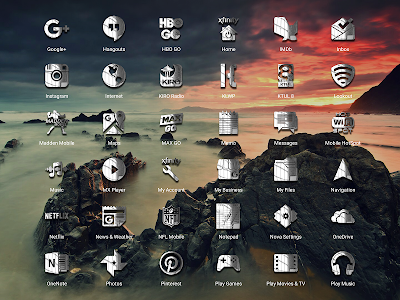 Dap - Icon Pack screenshot 14