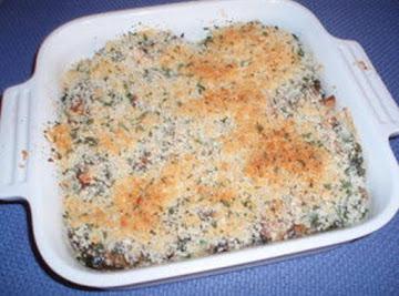Spinach Casserole Recipe