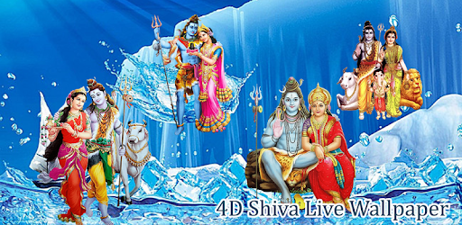 4d Shiv Parvati Live Wallpaper Apps On Google Play