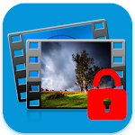 Lock & Hide Videos in Vaulty Icon