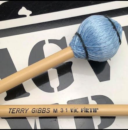 Vic Firth Terry Gibbs Mallets Medium - M31
