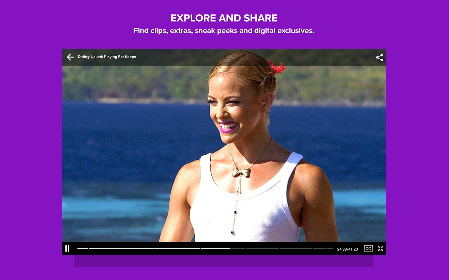 Watch VH1 TV- screenshot
