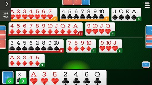 Canasta Online android2mod screenshots 5