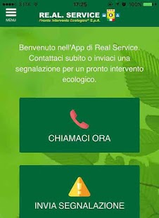 Real Service- miniatura screenshot