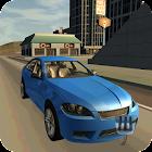 Sports Car Drive Simulator 3D icon