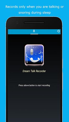 Dream Talk Recorder 3.6 screenshots 1