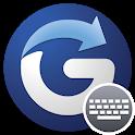 Glympse Keyboard icon