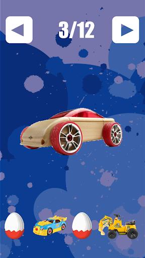 Surprise Eggs Car Game 1.0.2 screenshots 5