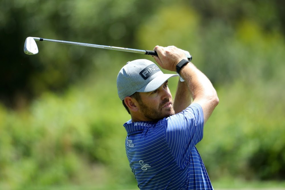 Louis Oosthuizen leads after opening-round charge at 'Africa's Major'
