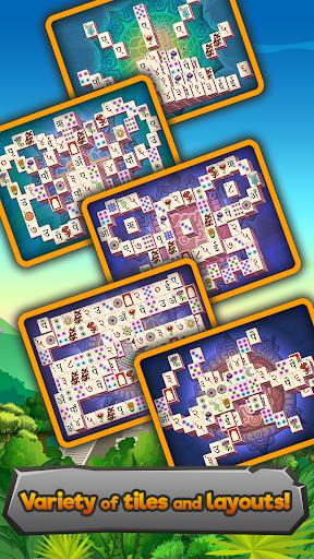 Mahjong Maya Puzzle Live Duels 1.6.7 screenshots 2