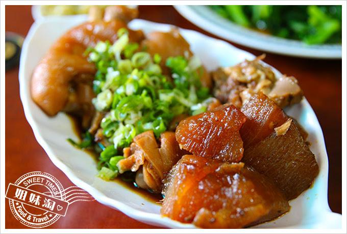 姚家蘭州拉麵豬腳盤2