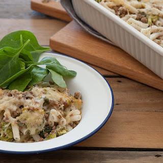 Pasta Al Forno Cream Recipes