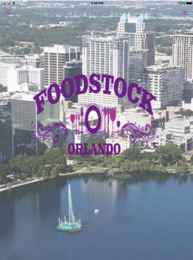 Foodstock Orlando- screenshot