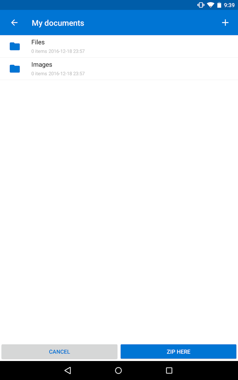 WinZip – Zip UnZip Tool Screenshot 12