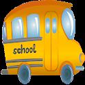 Schulbus icon