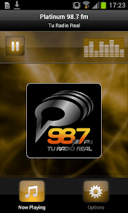 Platinum 98.7 fm- screenshot thumbnail