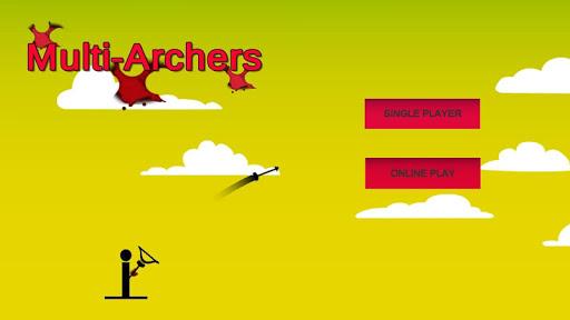 Télécharger Gratuit Multi-Archers APK MOD (Astuce) screenshots 5