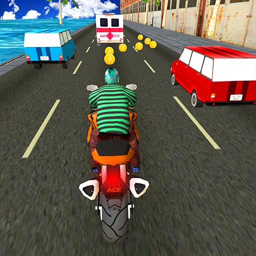Moto Rush 3D