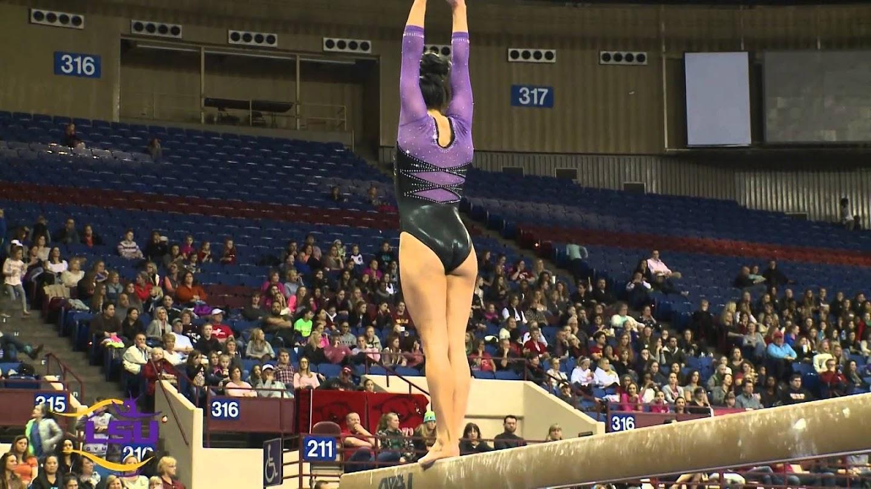 Watch Inside LSU Gymnastics with D.D. Breaux live