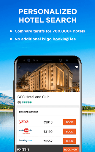 Flight & Hotel Booking App - ixigo 4.0.9.1 screenshots 7