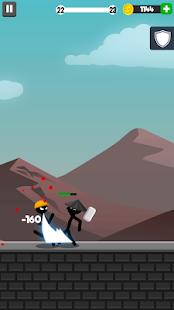 Download Stickman Hero For PC Windows and Mac apk screenshot 8