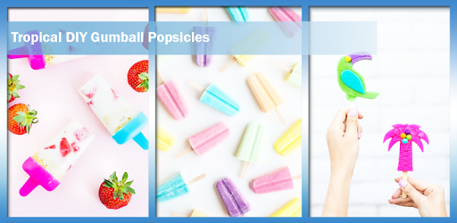 Tropik Diy Gumball Popsicles Google Playde Uygulamalar
