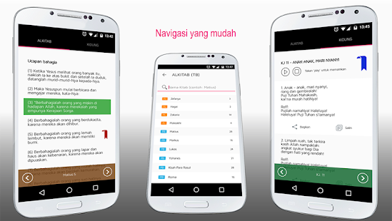 App ALKITAB & Kidung APK for Windows Phone