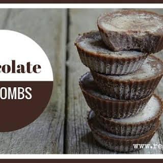 Chocolate Fat Bombs.