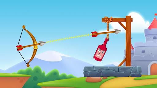 Archery Bottle Shoot 1.0.7 screenshots 1