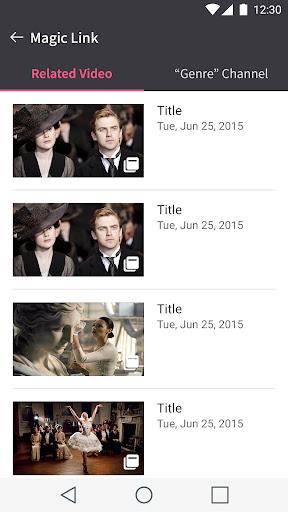 LG TV Plus screenshot 9
