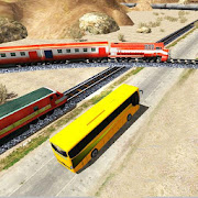 Train Vs Bus Racing