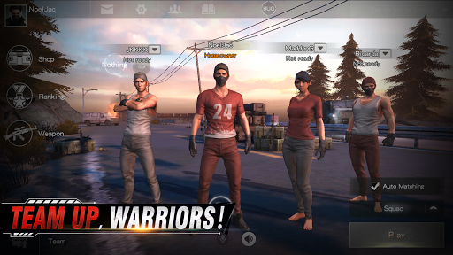 Android/PC/Windows的Survivor Royale (apk) 游戏 免費下載 screenshot