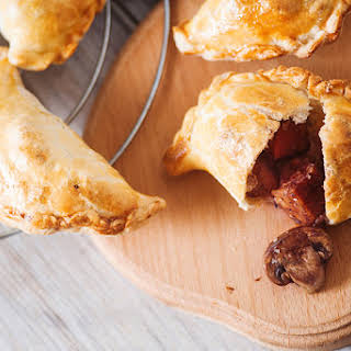 Beef Stew Pasty.
