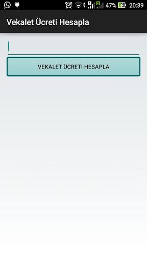 Vekalet Ücreti Hesapla|玩商業App免費|玩APPs