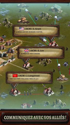 Guerre Et Paix: Bataille Stratu00e9gie Et Action RPG captures d'u00e9cran 2