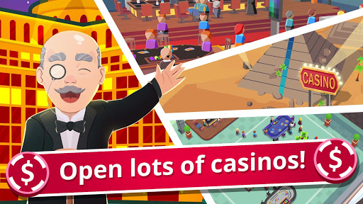 Idle Casino Manager - Business Tycoon Simulator 2.1.2 screenshots 16