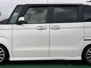 Nボックスカスタム JF3 Custom G・Lターボ Honda SENSINGのサスペンションのカスタム事例画像 かつみんさんの2019年01月01日22:38の投稿