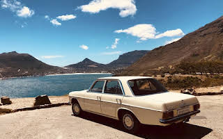 Mercedes-Benz W115 230.4 Rent Western Cape