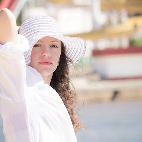 by Maya Cvetojevic - People Portraits of Women