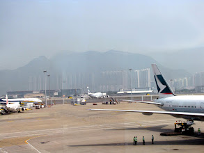 Photo: Chek Lap Kok Airport