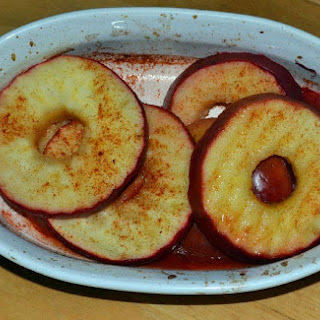 Sugar Free Baked Apples Cinnamon Recipes