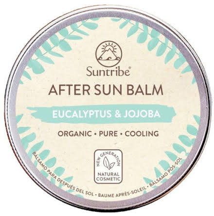 Suntribe All Natural After Sun Balm Eucalyptus & Peppermint (100 ml)