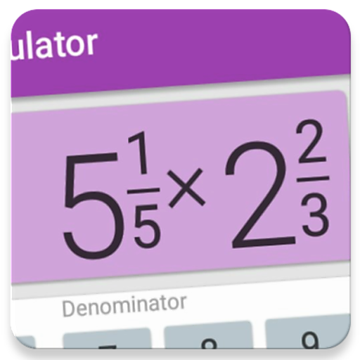 Fraction calculator with solution for free 1 25 (Pro) APK
